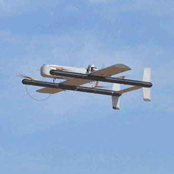 HQ40 Hybrid Quadrotor UAV