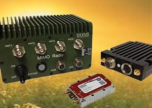 RF Communications for Unmanned Systems