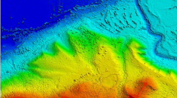 SAR for terrain mapping