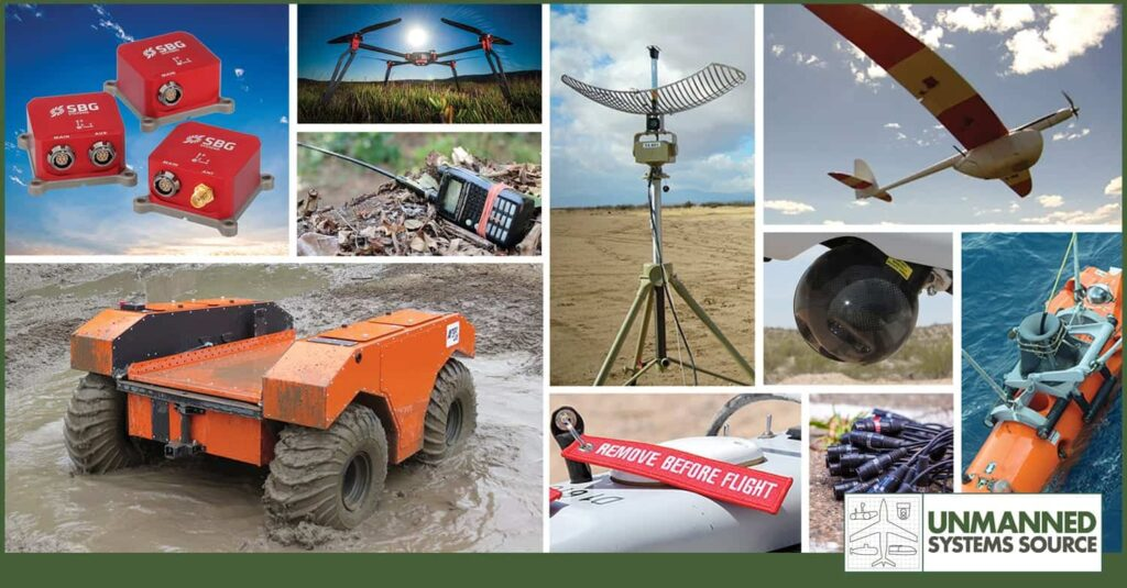Unmanned Systems and Components
