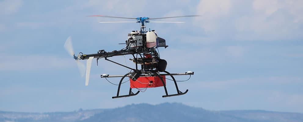 xNAV GNSS-INS for VTOL UAV
