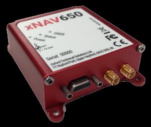 xNAV650 GNSS-INS