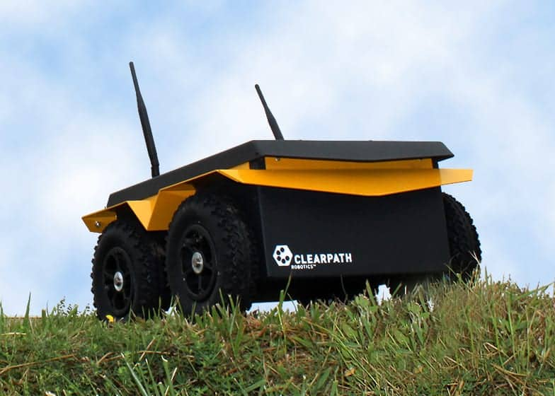 Clearpath Robotics Launches Jackal Unmanned Ground Vehicle