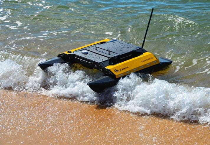 Clearpath Robotics Kingfisher USV | Unmanned Systems Technology