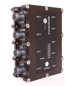 MILTECH918 Gigabit Ethernet Switch