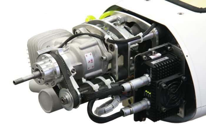 3W 28i UAV Engine