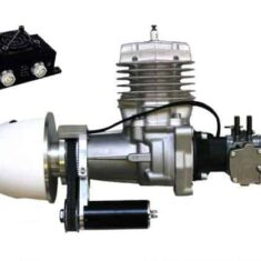 3W 55i UAV Engine