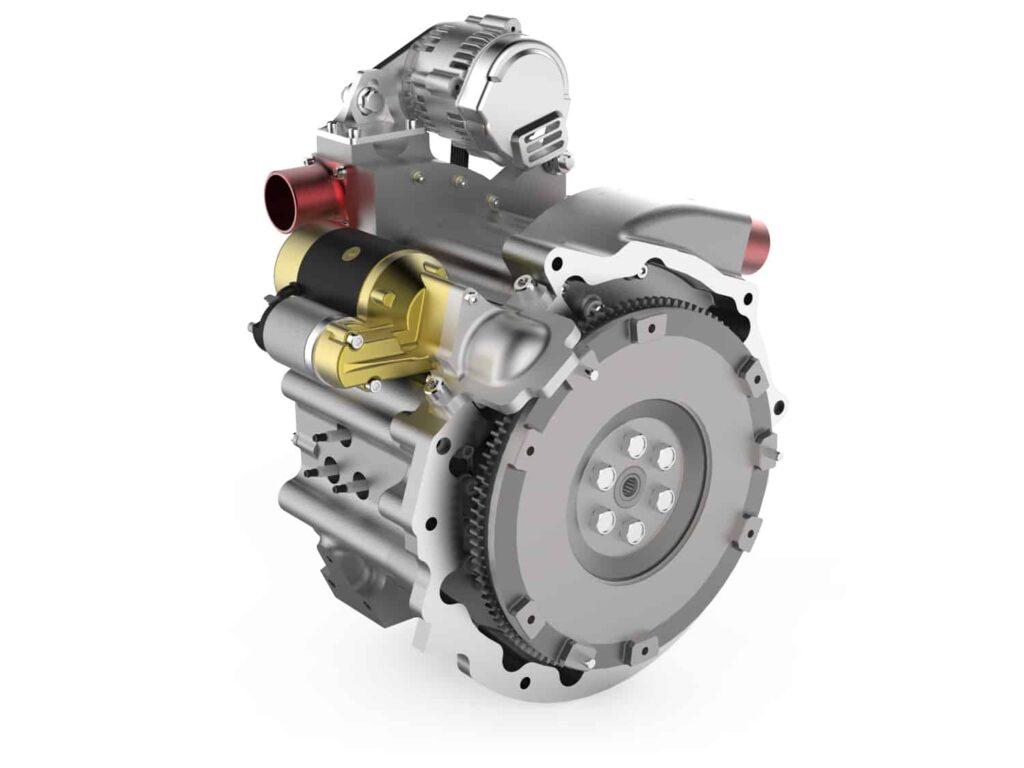 AIE 650S Rotary UAV Engine