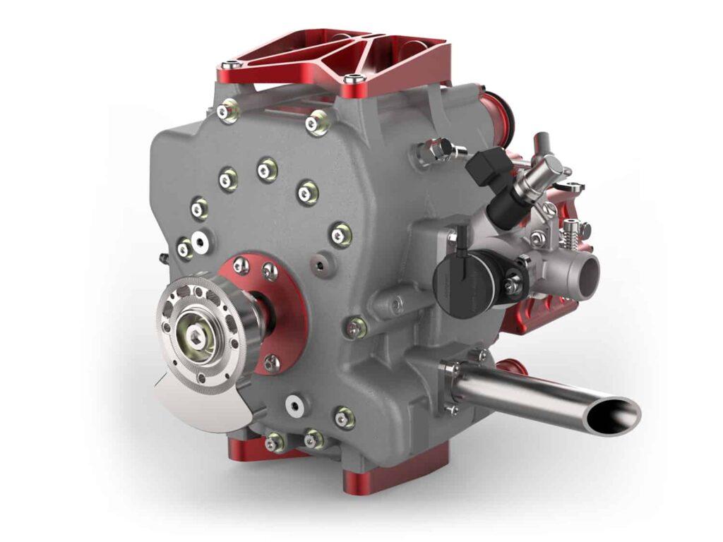 AIE 80S Rotary UAV Engine