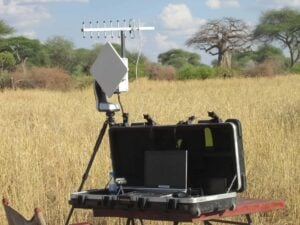 Bathawk Recon UAV base station