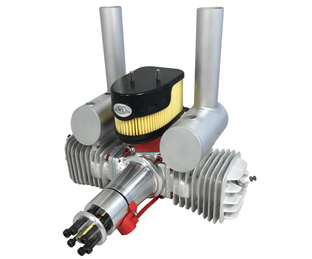 HFE DA100 EFI UAV engine