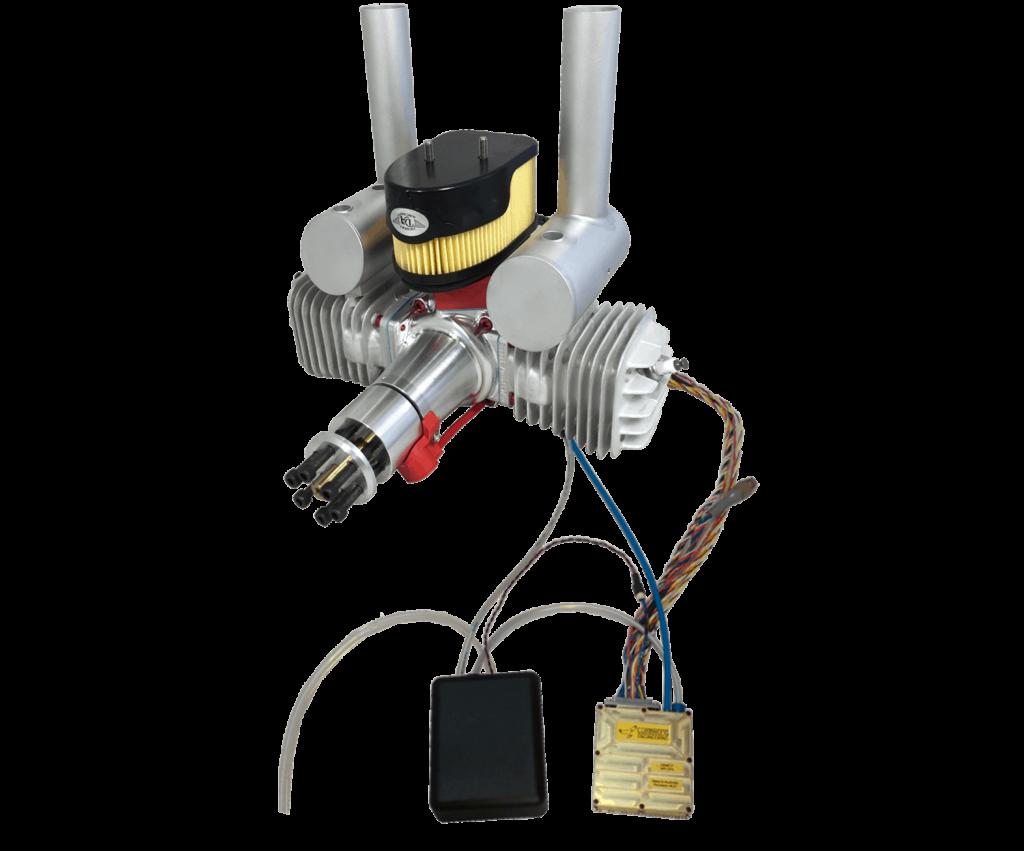 HFE DA100 Mil-Spec UAV engine