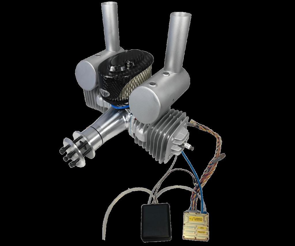 HFE DA150 Mil-Spec UAV engine