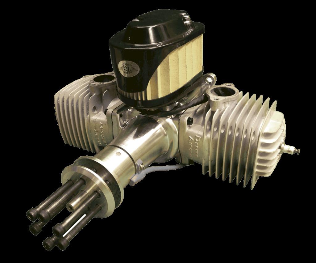 HFE DA170 EFI UAV engine