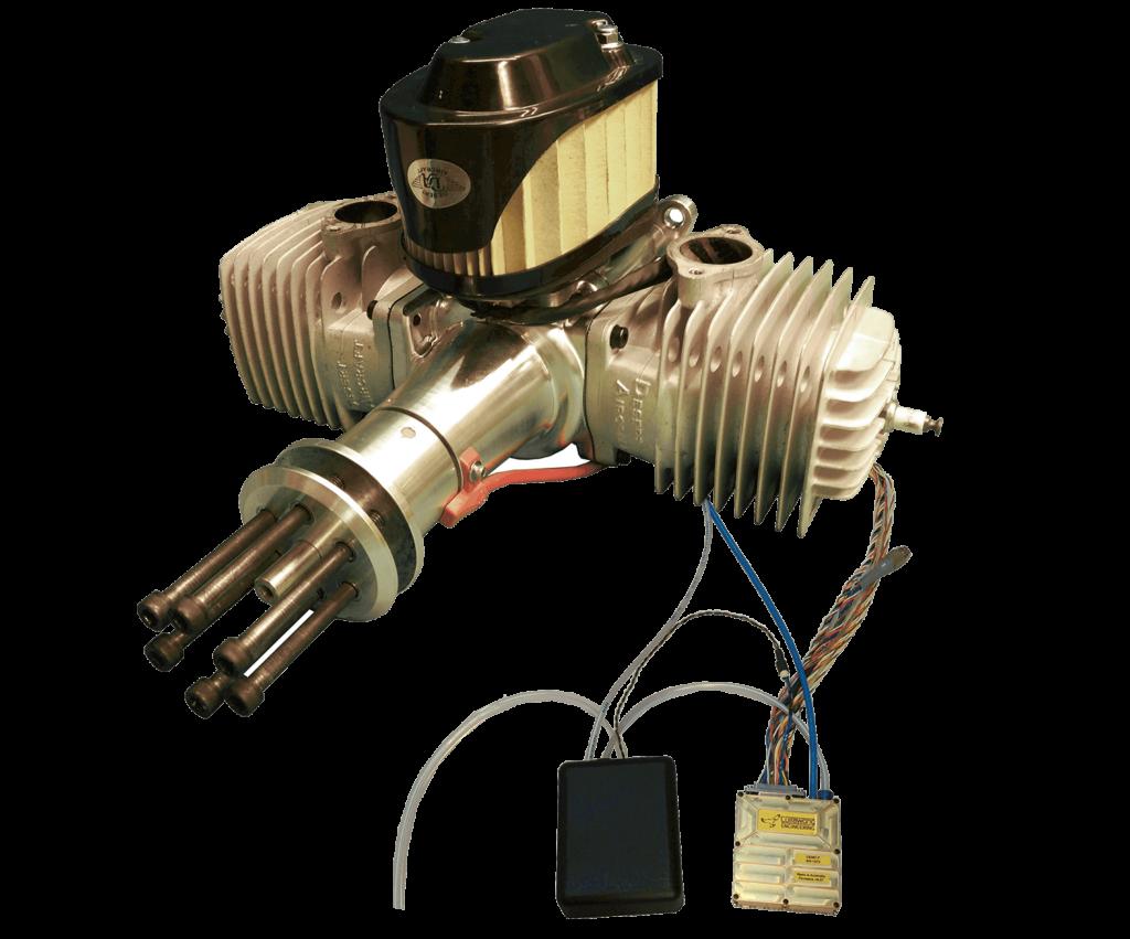 HFE DA170 Mil-Spec UAV engine