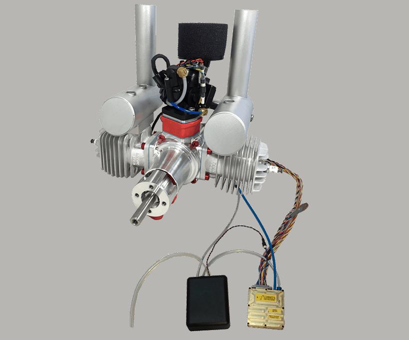 HFE DA70 Mil-Spec UAV engine