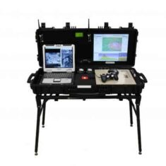 Mobile Ground Control Station for UAVs