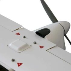 Penguin BE Electric UAV Wing Details