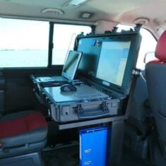 Portable UAV Ground Control Station