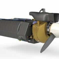 Small UAV Engine