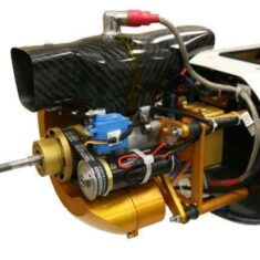 UAV Gas Engine