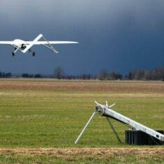 UAV Pneumatic Catapult