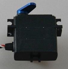 UAV engine throttle actuator