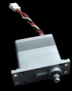 Volz high torque all steel gear servo
