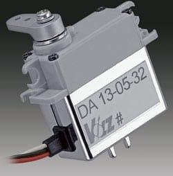 Volz servo DA 13-05-32 precision actuator