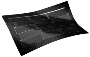 Flexible Solar Panels for UAVs