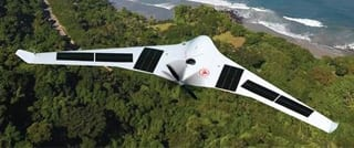 Solar Cells for C-Astral Bramor UAS