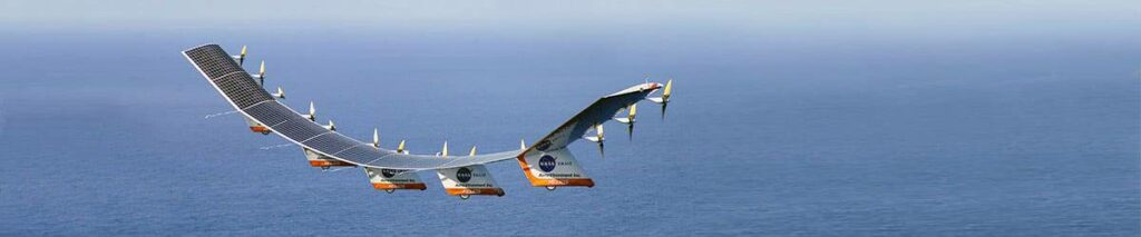 Solar cells for HALE UAS