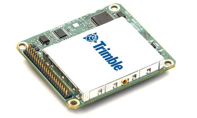 Trimble APX-15 UAV Single Board GNSS-Inertial OEM Solution