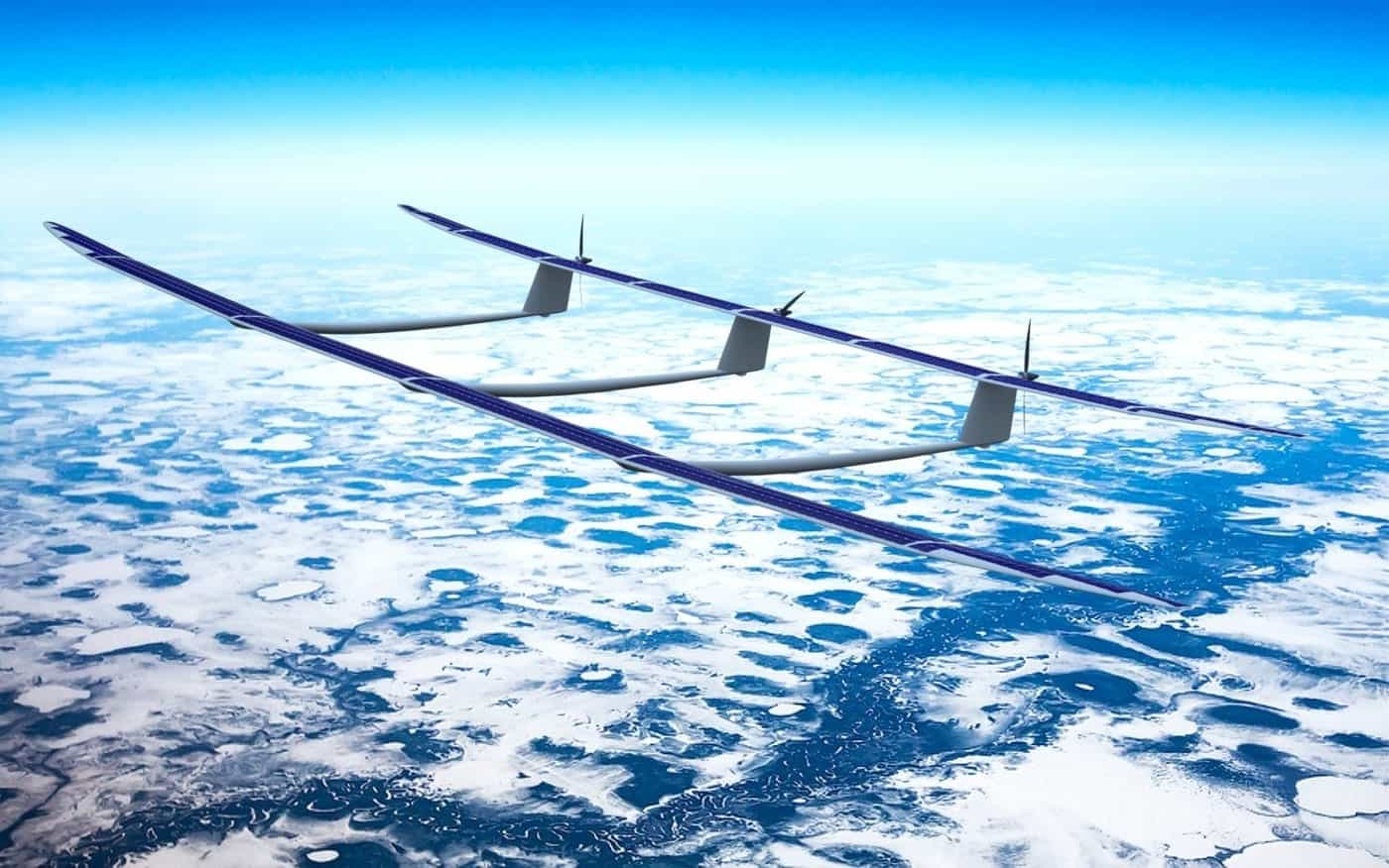 ApusDuo Solar-Powered UAS
