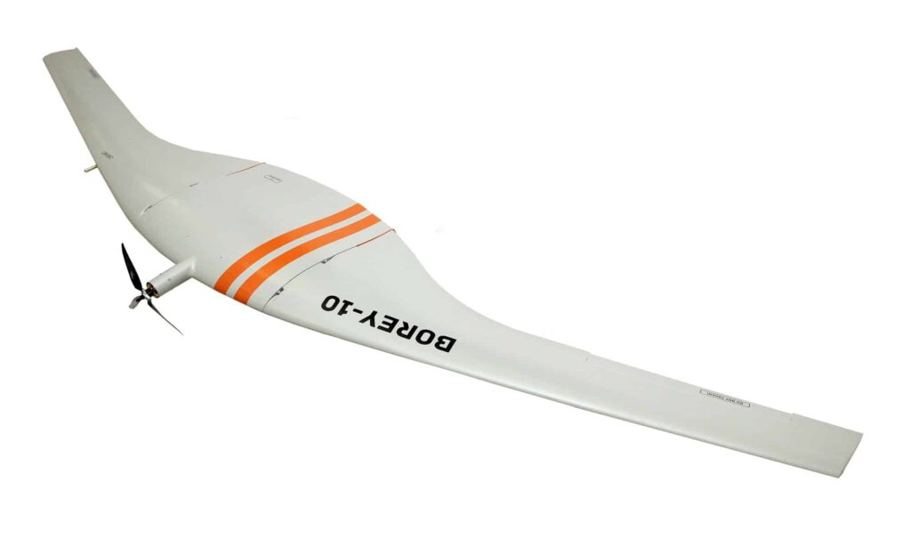 Borey-10 Automatic Fixed Wing Mapping Drone
