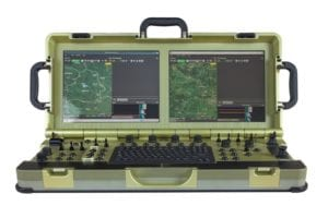 PGCS Portable Ground Control Station for Drones