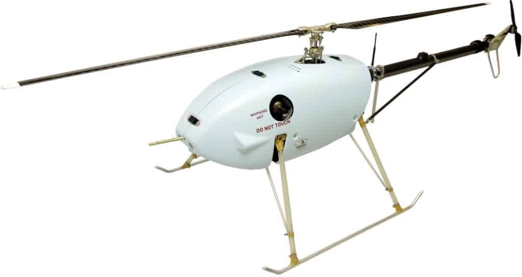 UVH-120E Drone Helicopter