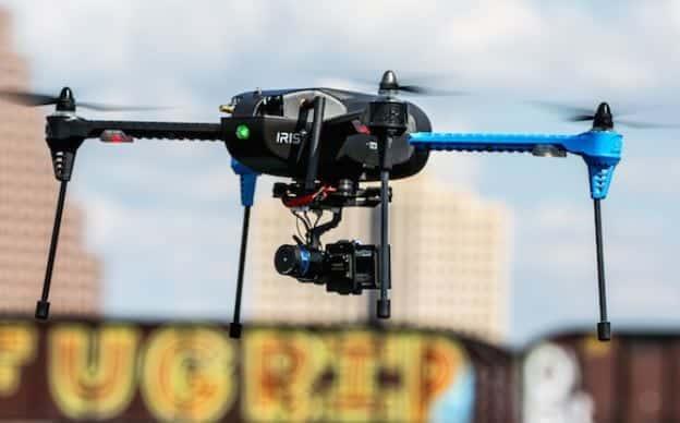 3D Robotics Quadcopter