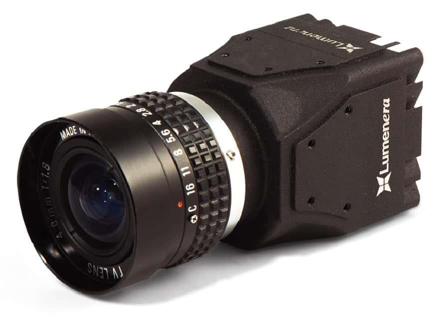 Lt365R High-Speed 2.8 Megapixel CCD-Based USB 3.0 Camera