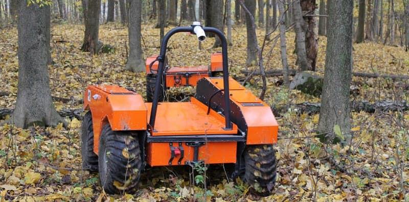 ARGO All-Terrain Ground Vehicle