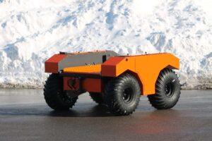 ARGO J5 Mobility Platform