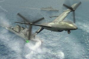 DARPA Tern Phase 2 Concept Art