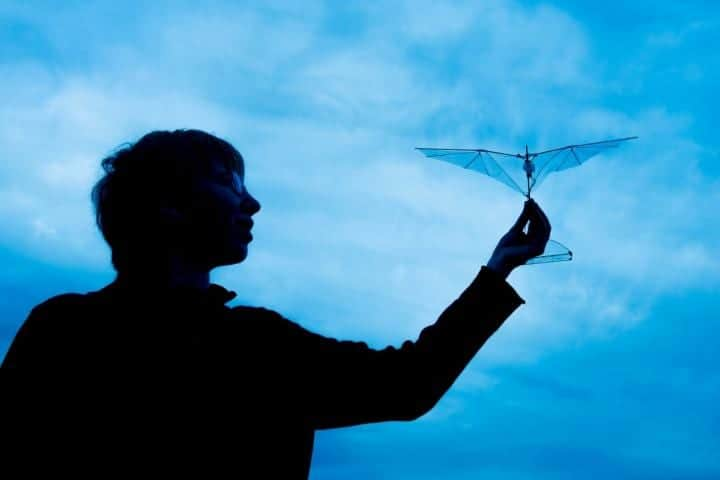 Stanford University Morphing Wing   Unmanned Systems Technology