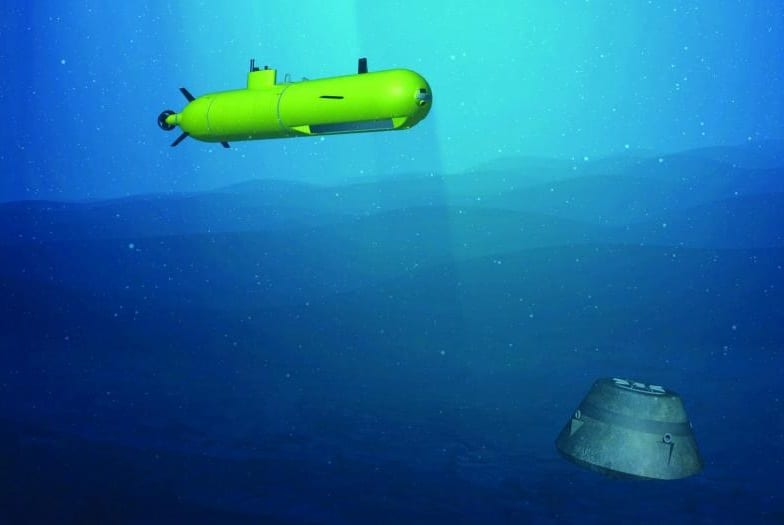 Thales Mine Countermeasures Uuv Unmanned Systems Technology