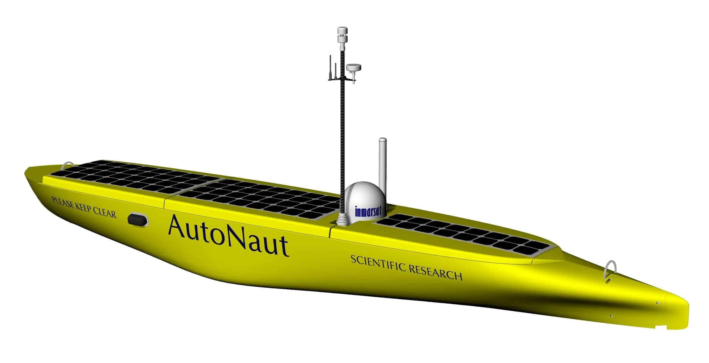 Most Autonomous Vessels Announces New 5m Autonaut Usv