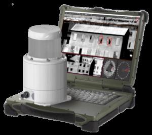 Spynel-M Infrared Radar