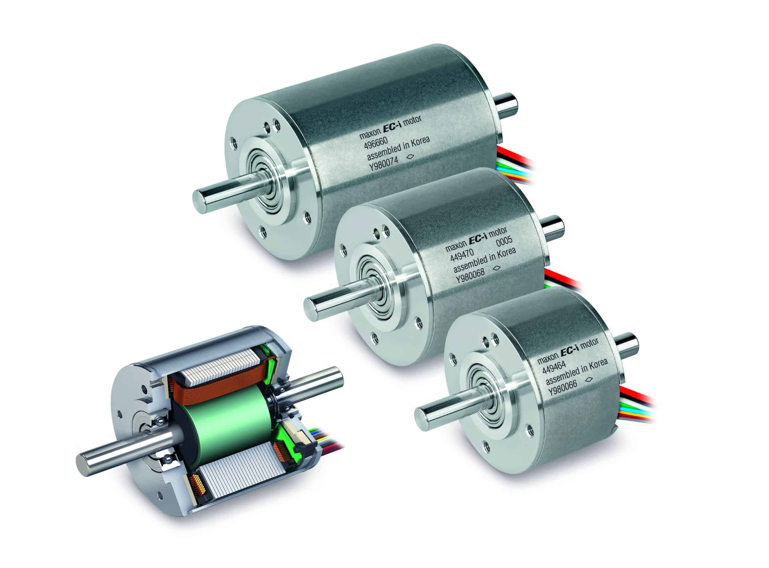 Maxon Launches High Torque Dc Brushless Motors Unmanned