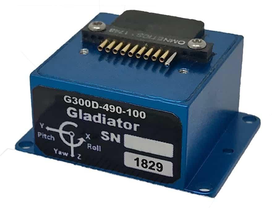 G300D NON-ITAR Triaxial Gyro