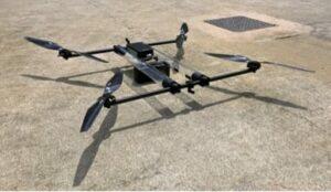Horizon HYCOPTER UAV