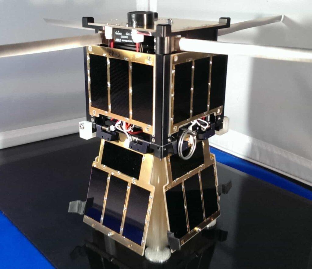 KySat-2 CubeSat